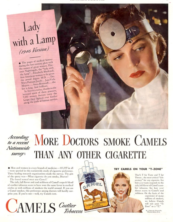More doctors smoke Camels™ | Playing in the World Game