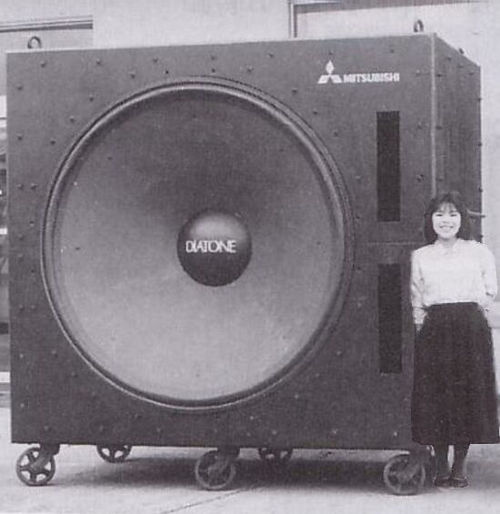 Diatone Speakers | Playing in the - 35.1KB
