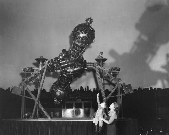 1956, Planetarium 1