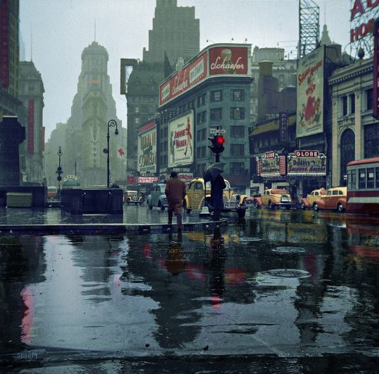 Times Square, 1943
