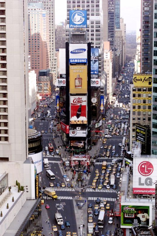 Times Square 1999
