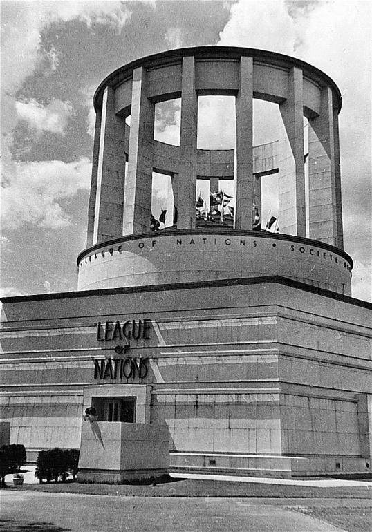 1939 World's Fair - League of Nations Building