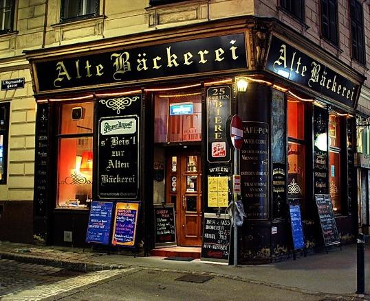 Baeckerei Wien