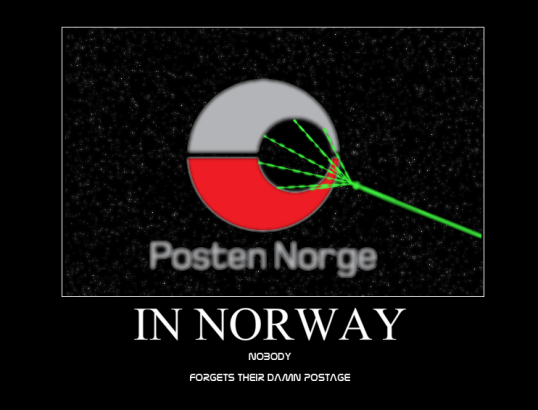 NorwayPostage