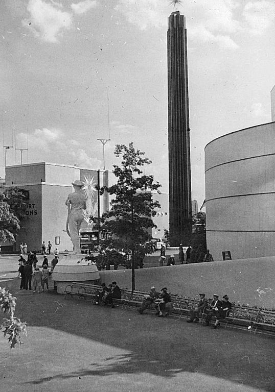 World's Fair 1939 - Boulevard