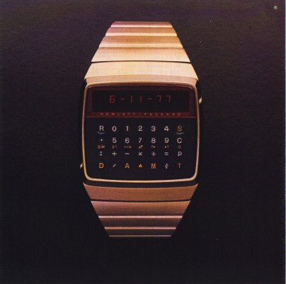 The HP-01 – the world's first calculator watch (among ...