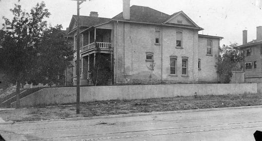Frat House 1