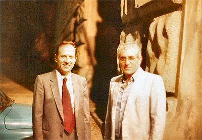 Agostino Maiorano and Daniele d'Ettore