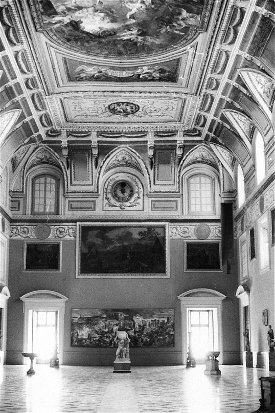 Naples - Royal Palace - Ballroom