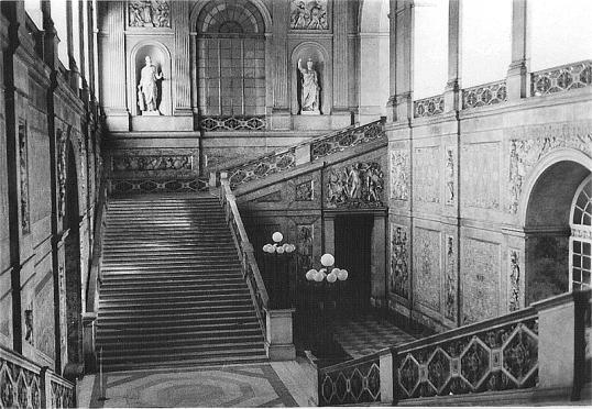 Naples - Royal Palace - Entry 2