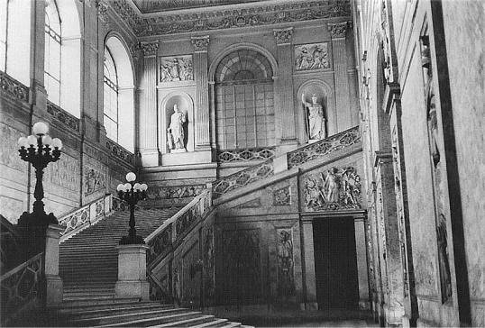 Naples - Royal Palace - Entry