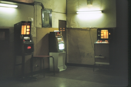 USS Naples - Slot Machines