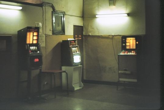 USS Naples - Slot Machines