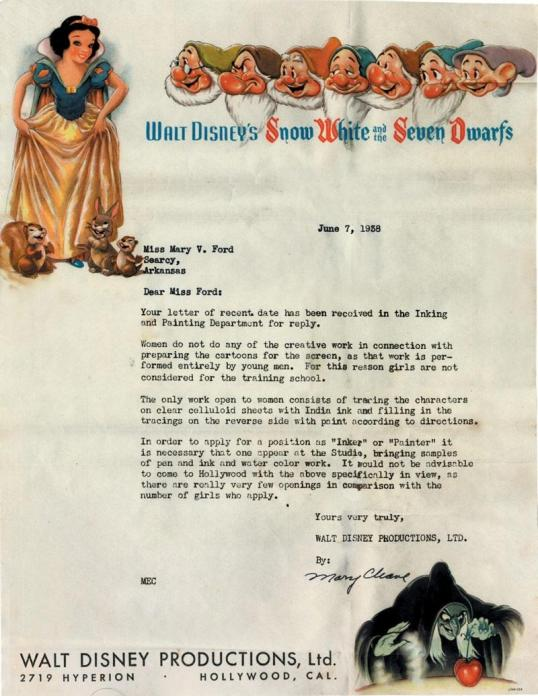 Disney-Rejection-Letter-1