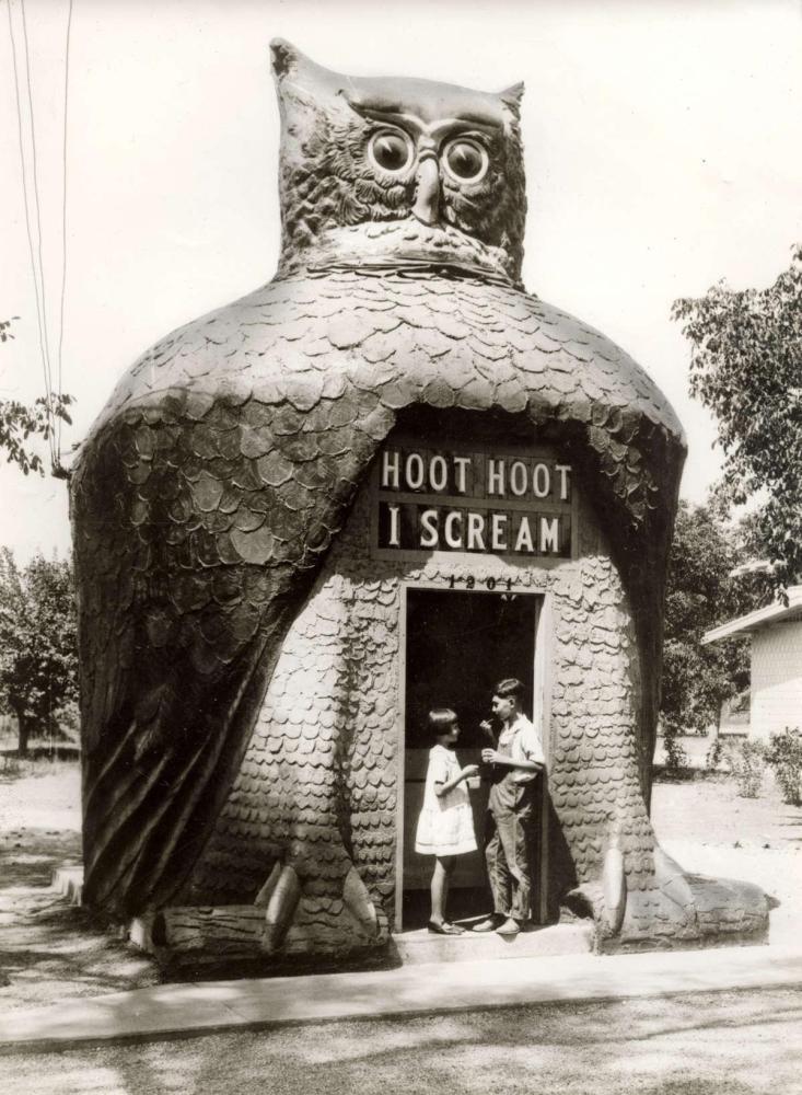 Hoot Hoot I Scream (1/2)