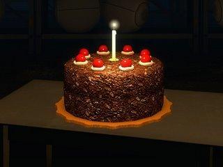 Portal Cake 2