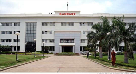 CEO Singh of Ranbaxy
