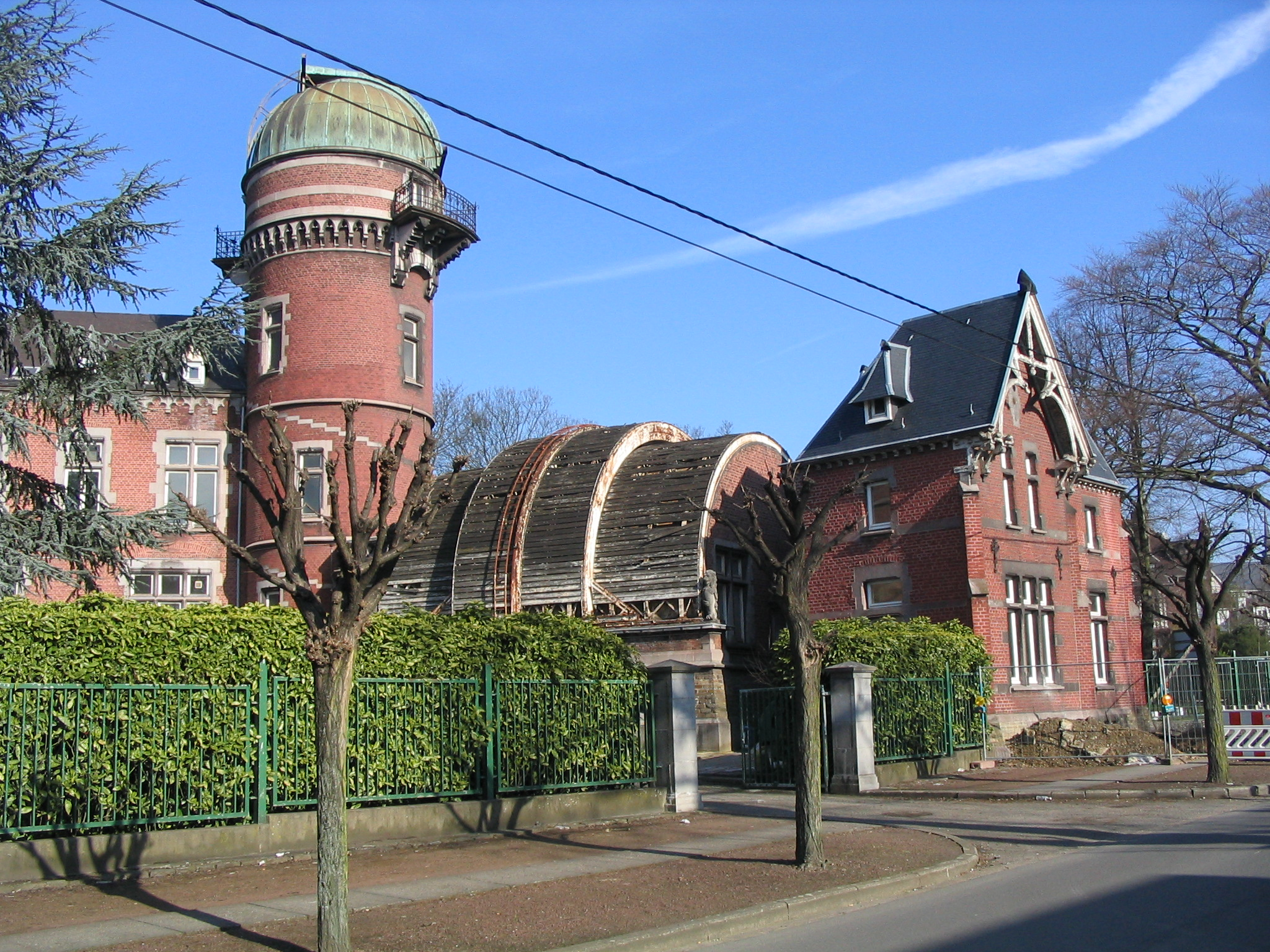 Liege Belgium  City new picture : Cointe Observatory, Liège, Belgium | Playing in the World Game