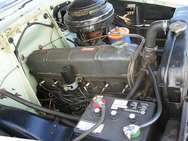 My first car – the 1950 Chevrolet | Playing in the World Game