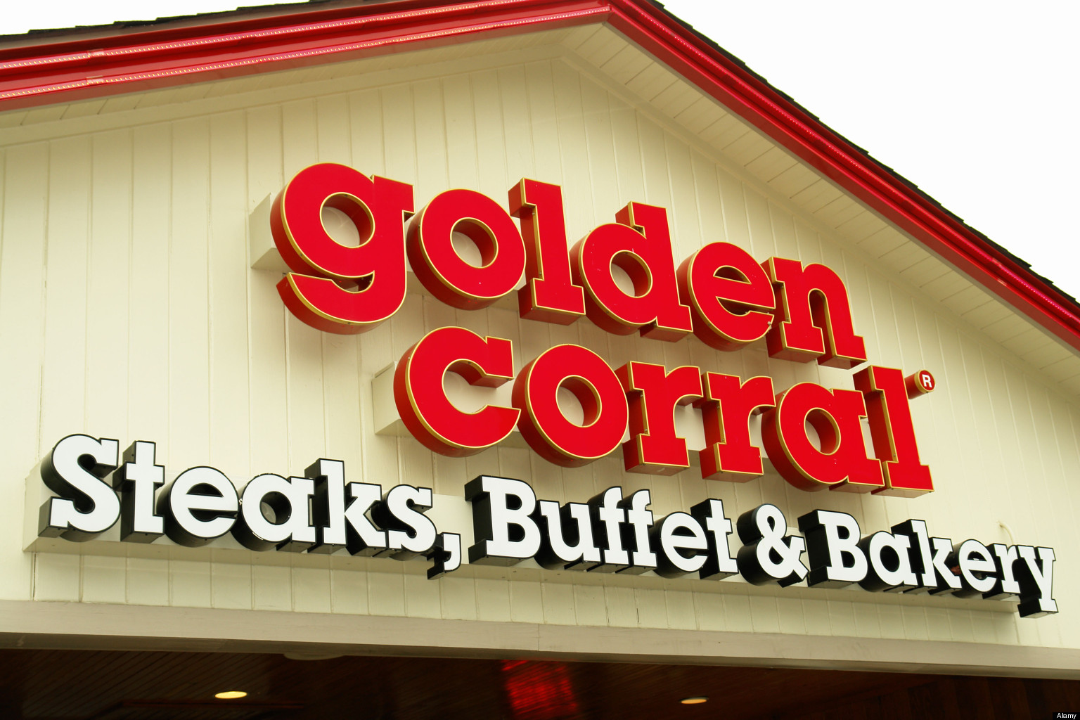 David Letterman S Top Ten Golden Corral Excuses