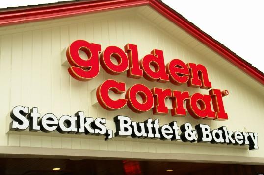 AJD54226, Atlanta, GA, Georgia, Golden Corral, buffet, restaurant. Image shot 2007. Exact date unknown.