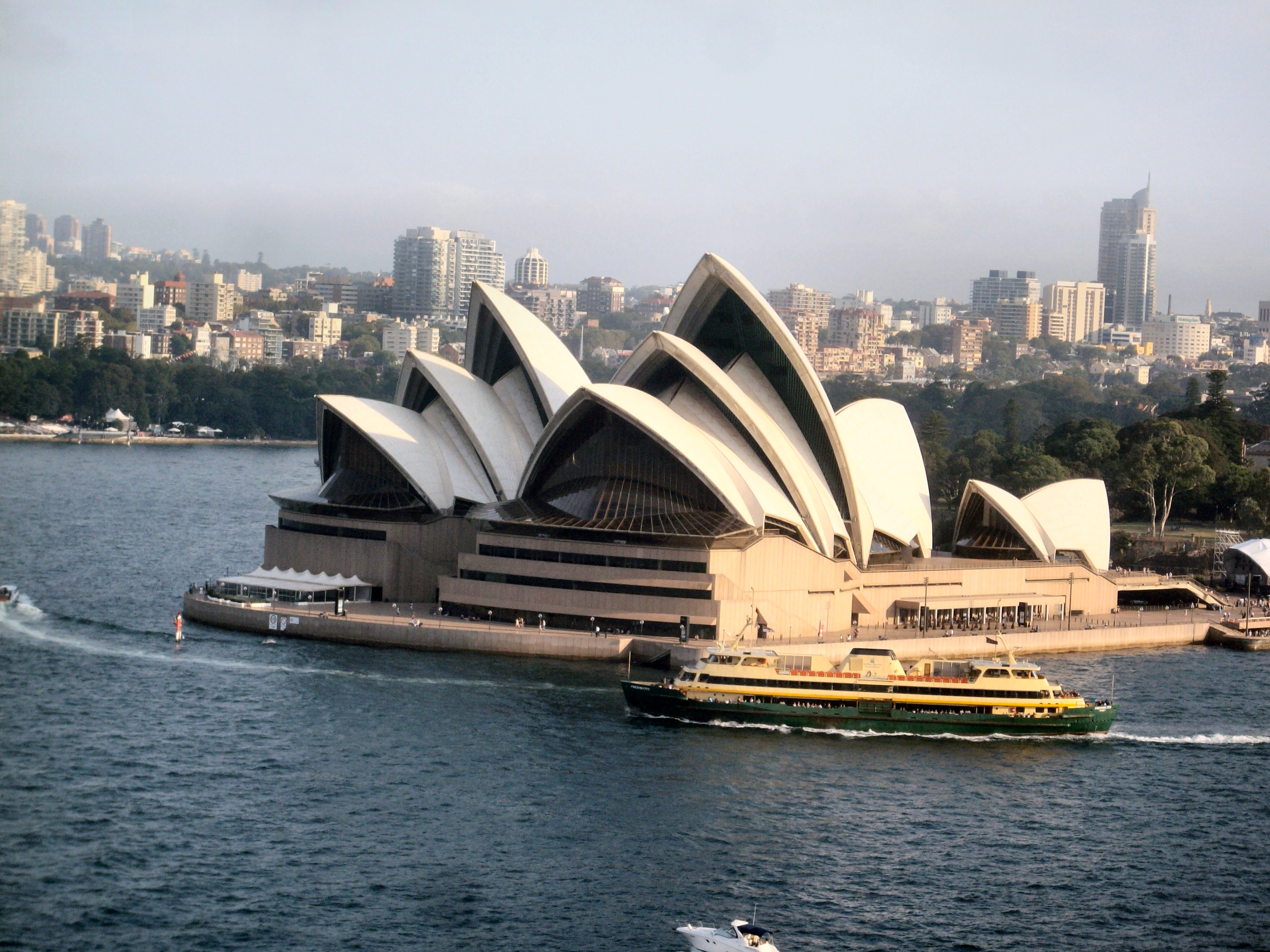 The Sydney Opera House… up close and personal. | Playing ...