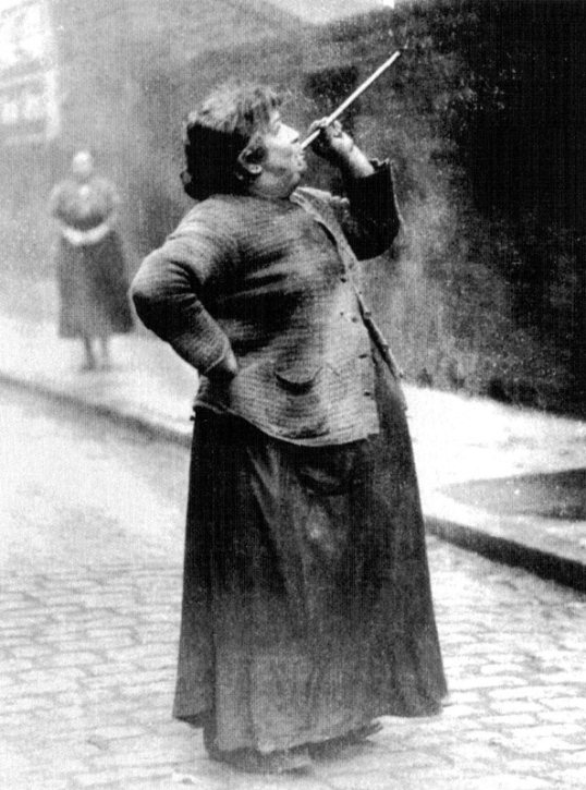 Mary Smith of Limehouse Fields