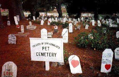 Presidio$presidio-pet-cemetery-photo