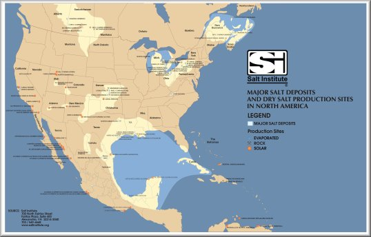 Great Salt Lake In Utah World Easy Guides Physical - Great salt lake us map