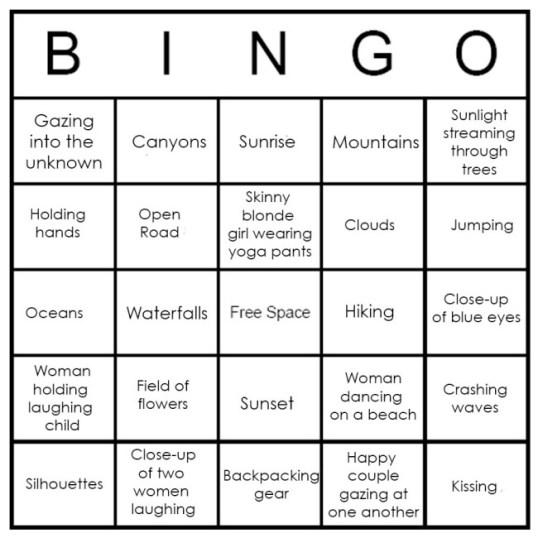 happier-life-bingo