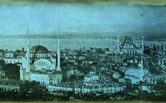 Istanbul Overview 1944