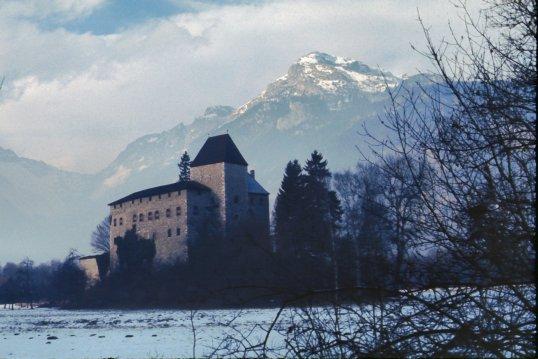 Austria - Castle