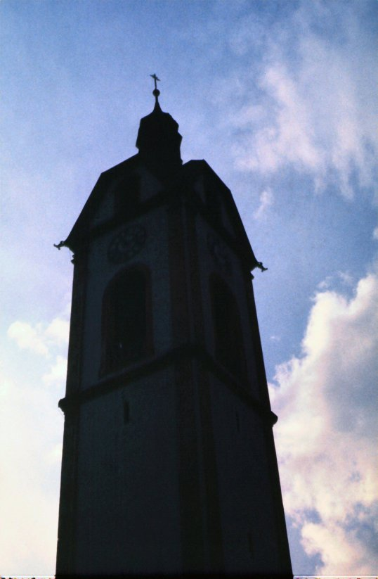 Austria - Church Tower