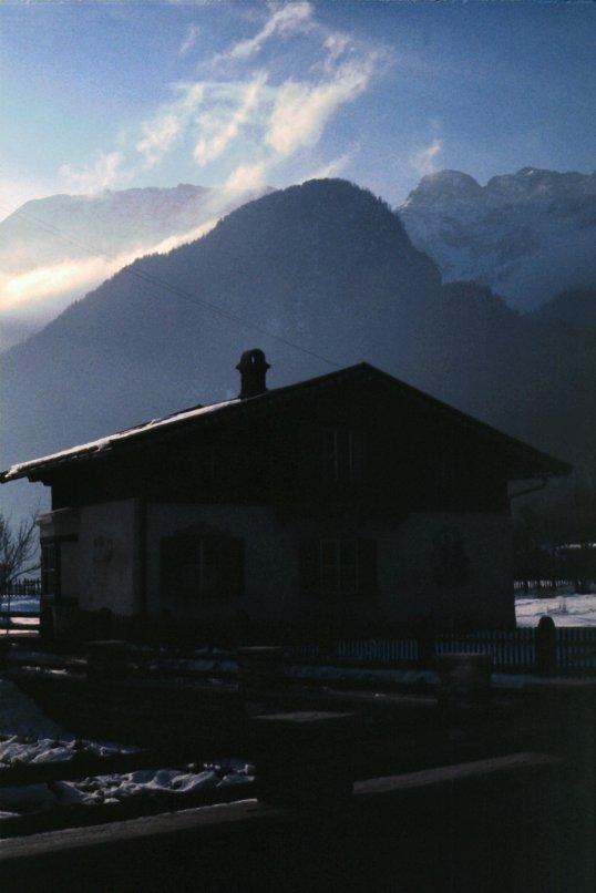 Austria - Morning Mist
