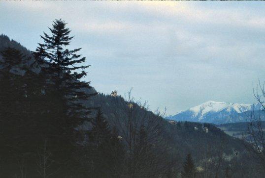 Austria - Mountain Castle