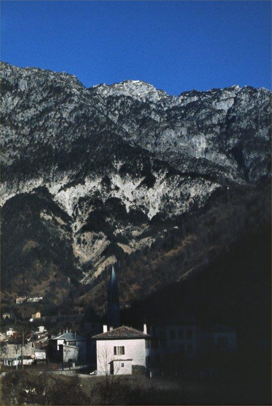 Austria - Mountain Village