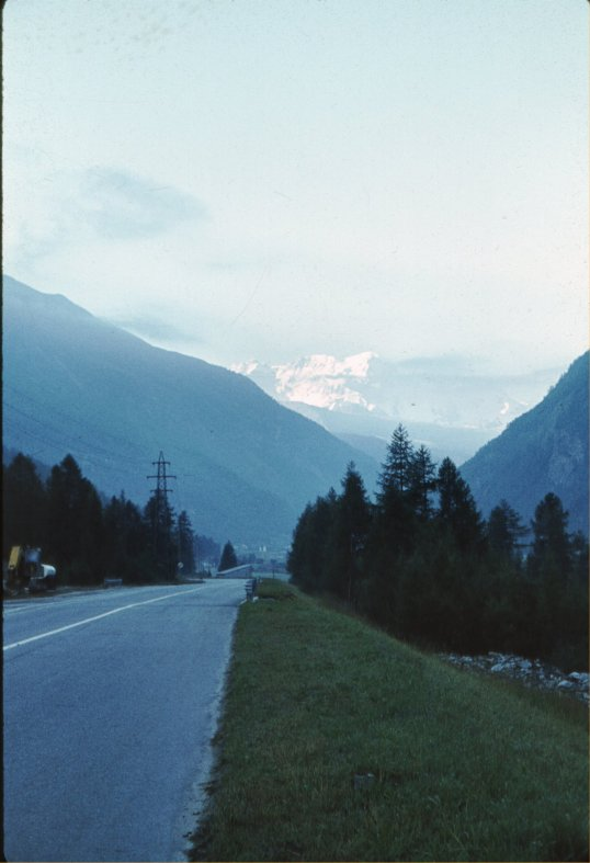 Austria - Road