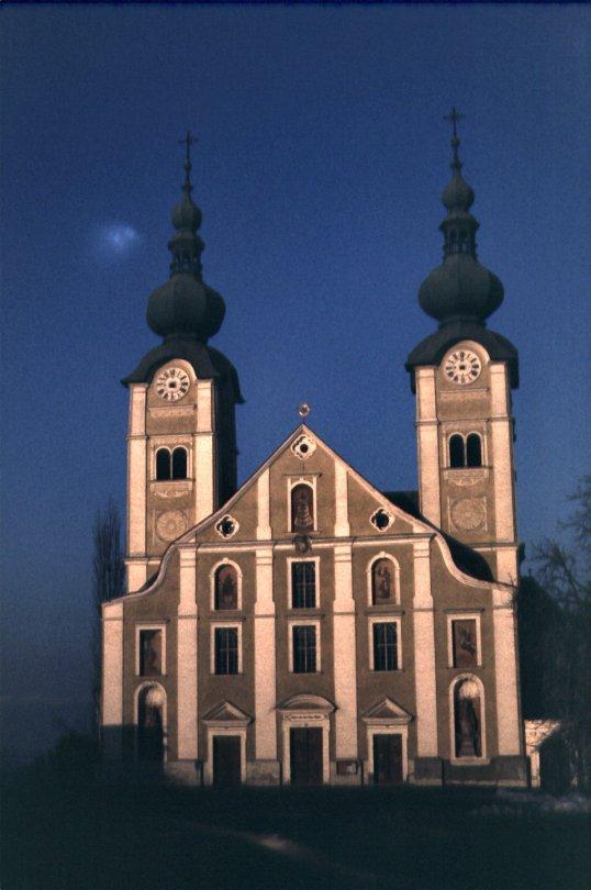 Church near Udine