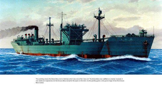 Ebara Maru (Enoura Maru Class)