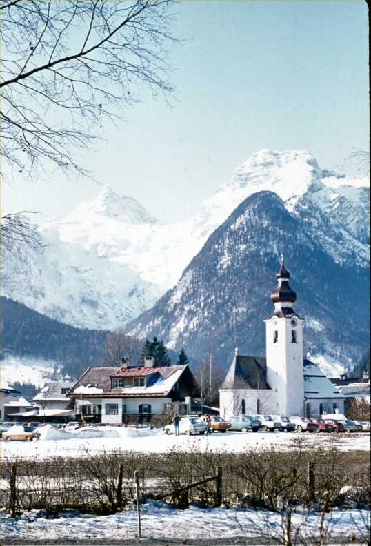 Lofer - Winter Landscape