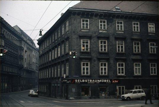 Vienna - December 1971 - Beethovenhaus