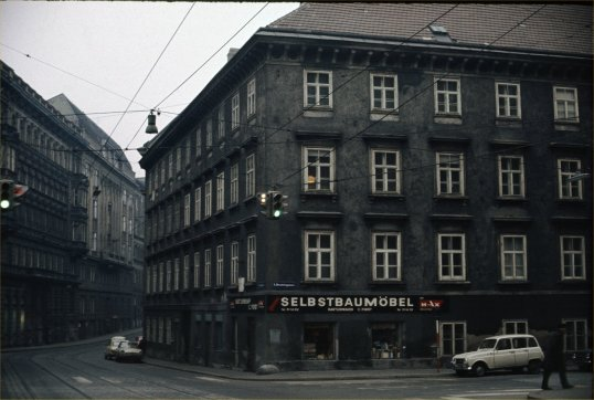Vienna - December 1971 - Beethovenhaus