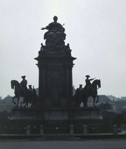 Vienna - Maria Theresa Monument