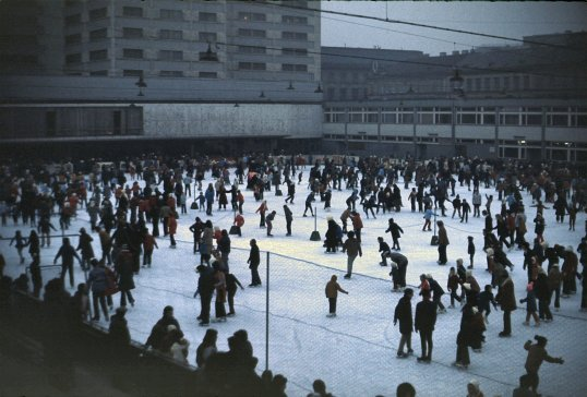 Vienna - Skaters