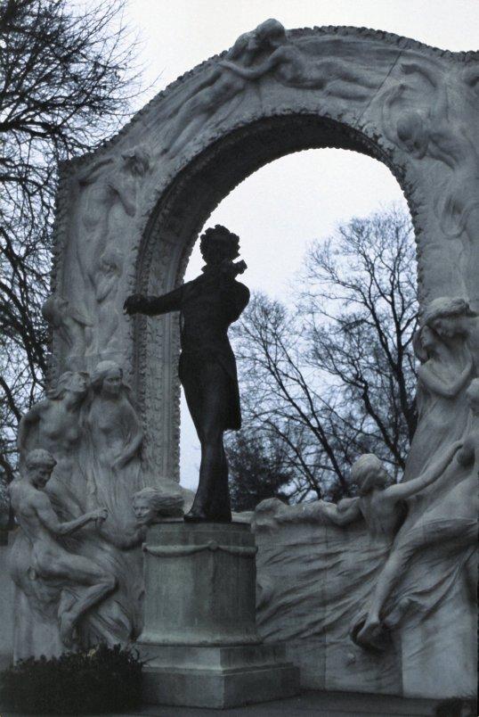 Vienna - Strauss Monument