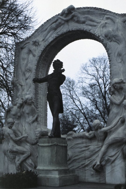 Vienna - Strauss Monument