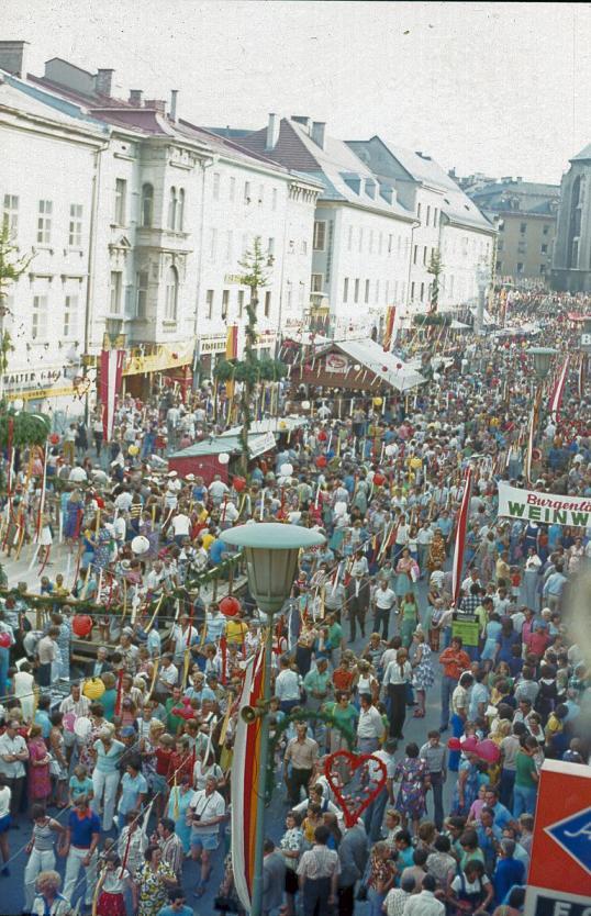 Villach - Kirchtag 1
