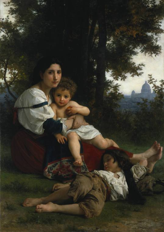 William-Adolphe_Bouguereau_-_Reste