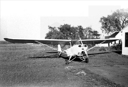 Airplane (Le Robinson Flight)