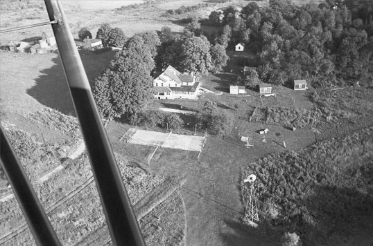 Le Robinson from the air 2